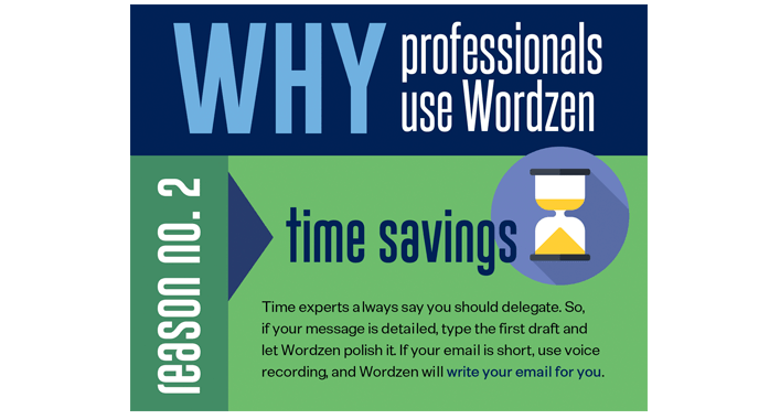 saving time with productivity
